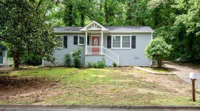 919 Natham Drive SE, Atlanta, GA 30315 (MLS #6567046) :: The Heyl Group at Keller Williams