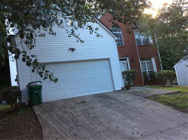 815 Shadow Lake Drive, Lithonia, GA 30058 (MLS #6567137) :: The Heyl Group at Keller Williams