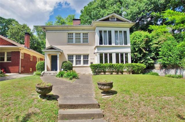 416 6TH Street NE, Atlanta, GA 30308 (MLS #6567196) :: The Hinsons - Mike Hinson & Harriet Hinson