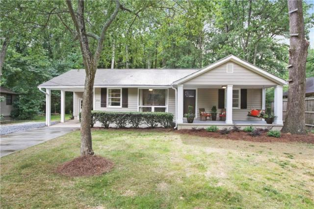 2716 S Bamby Lane NE, Brookhaven, GA 30319 (MLS #6567237) :: North Atlanta Home Team