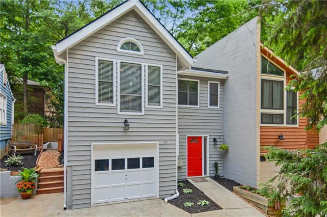 338 Hillcrest Avenue E, Decatur, GA 30030 (MLS #6567430) :: The Heyl Group at Keller Williams