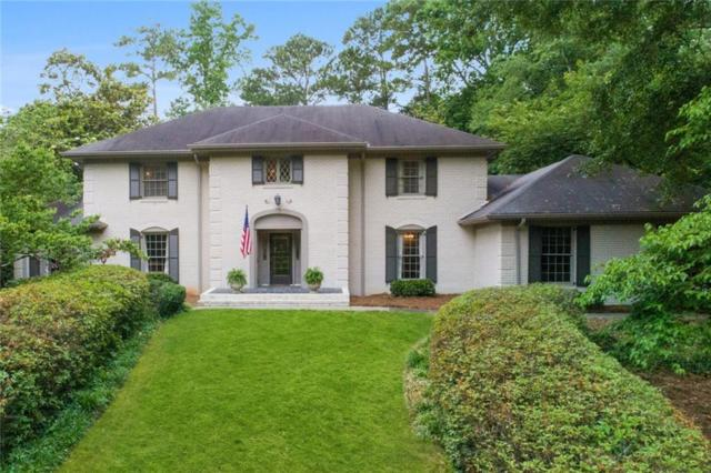 6200 Old Hickory Point, Atlanta, GA 30328 (MLS #6567715) :: The Heyl Group at Keller Williams