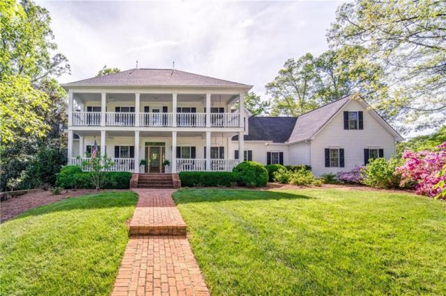 1568 Holcomb Road, Dawsonville, GA 30534 (MLS #6567847) :: North Atlanta Home Team