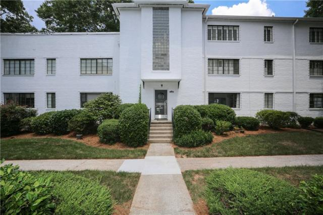 1130 Briarcliff Road NE #5, Atlanta, GA 30306 (MLS #6567921) :: The Cowan Connection Team