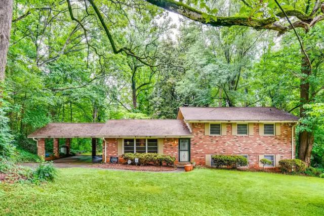 1862 Montvallo Terrace SE, Atlanta, GA 30316 (MLS #6568111) :: The Heyl Group at Keller Williams