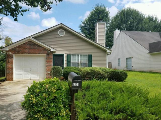 4334 Chestnut Lake Avenue, Lithonia, GA 30038 (MLS #6568158) :: North Atlanta Home Team