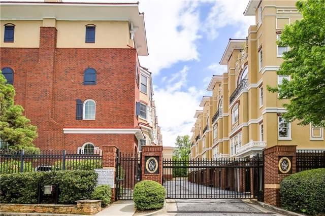 810 Clifton Heights Lane NE #810, Atlanta, GA 30329 (MLS #6568305) :: RE/MAX Paramount Properties