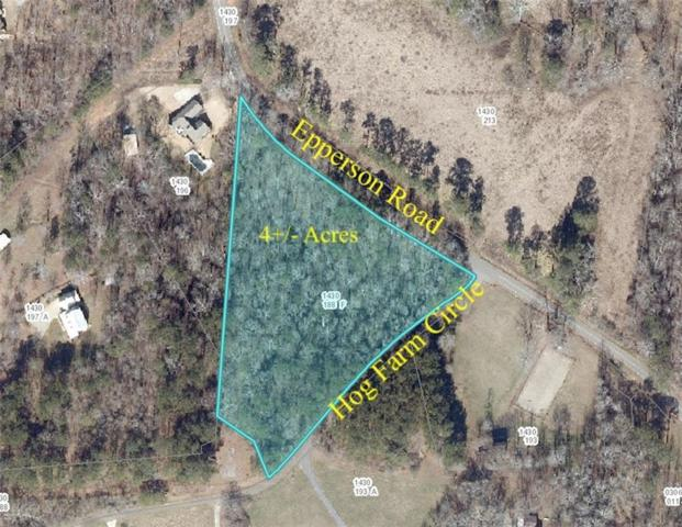 000 Epperson Road Road, Canton, GA 30115 (MLS #6568322) :: Dillard and Company Realty Group