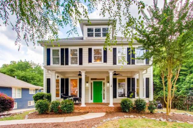 2091 La Dawn Lane NW, Atlanta, GA 30318 (MLS #6568590) :: The Heyl Group at Keller Williams