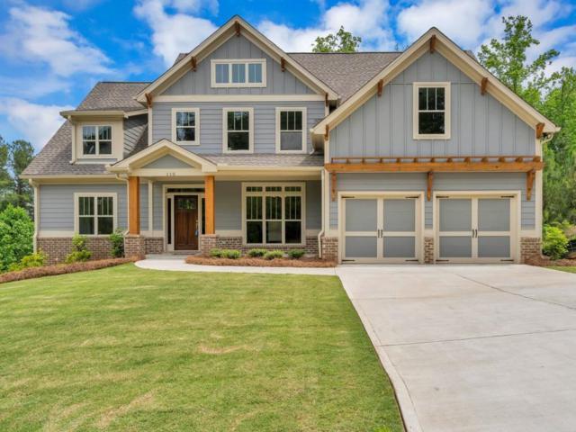 110 Canyon Ridge Trail, Canton, GA 30114 (MLS #6568729) :: North Atlanta Home Team