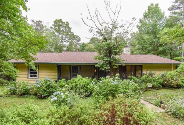 867 Peaceful Valley Drive, Cleveland, GA 30528 (MLS #6568856) :: KELLY+CO