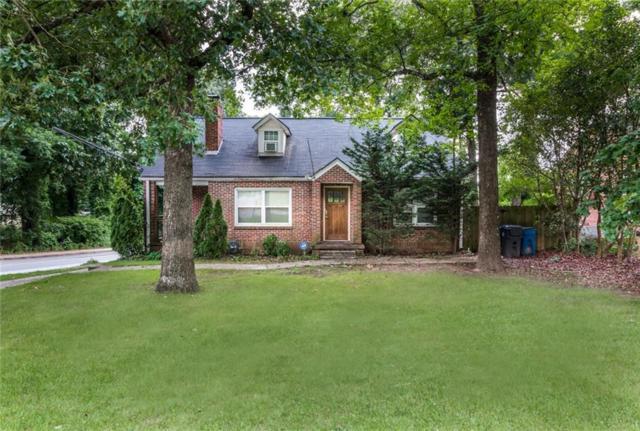 2108 Ben Hill Road, East Point, GA 30344 (MLS #6568891) :: North Atlanta Home Team