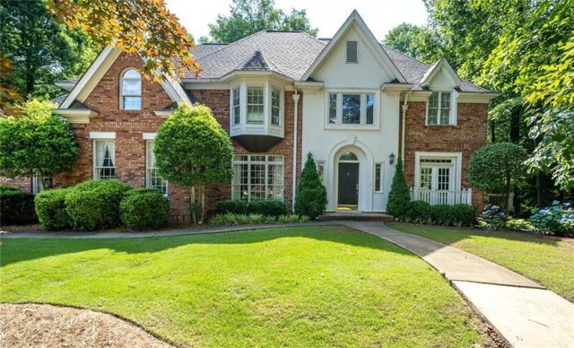 1136 Mossy Rock Road NW, Kennesaw, GA 30152 (MLS #6568967) :: North Atlanta Home Team