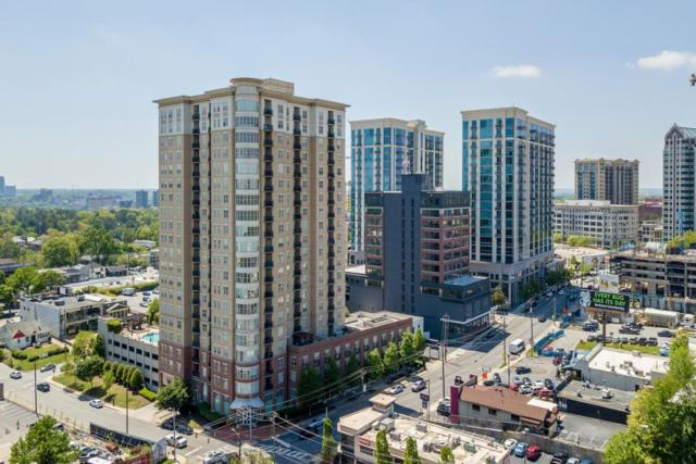 325 E Paces Ferry Road #710, Atlanta, GA 30305 (MLS #6569018) :: RE/MAX Paramount Properties