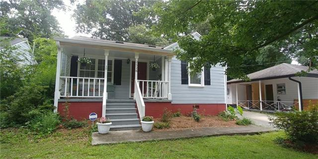 2528 Forrest Avenue NW, Atlanta, GA 30318 (MLS #6569037) :: The Heyl Group at Keller Williams