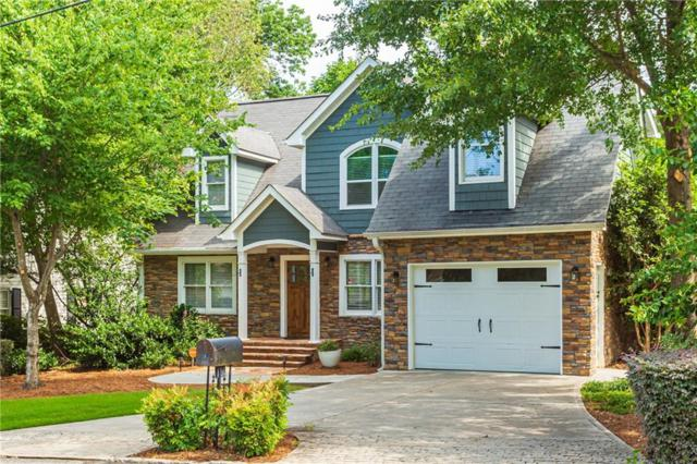 1160 Thornwell Drive NE, Brookhaven, GA 30319 (MLS #6569063) :: The Heyl Group at Keller Williams