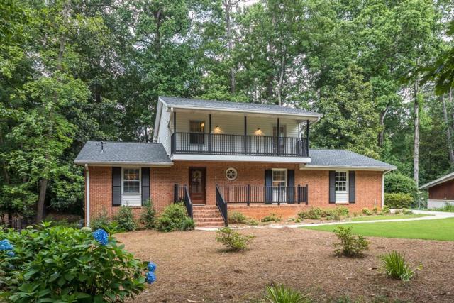 4714 Cambridge Drive, Dunwoody, GA 30338 (MLS #6569067) :: Rock River Realty