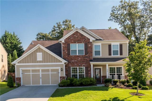 458 Spring View Drive, Woodstock, GA 30188 (MLS #6569088) :: The Cowan Connection Team