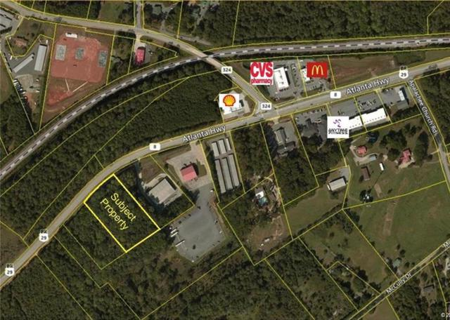 0 Highway 29, Auburn, GA 30011 (MLS #6569196) :: KELLY+CO