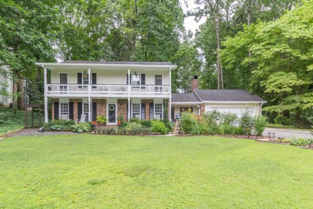 650 Edgewater Trail, Sandy Springs, GA 30328 (MLS #6569230) :: The Heyl Group at Keller Williams