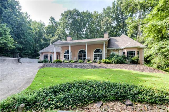 4182 Parish Drive, Marietta, GA 30066 (MLS #6569244) :: KELLY+CO