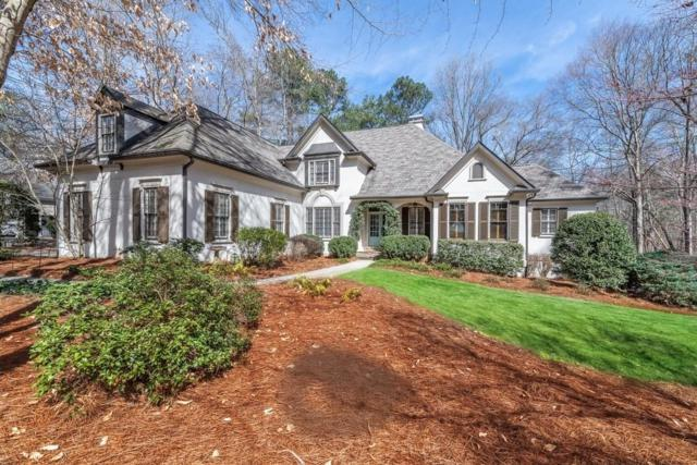 4738 Talleybrook Drive NW, Kennesaw, GA 30152 (MLS #6569247) :: Kennesaw Life Real Estate
