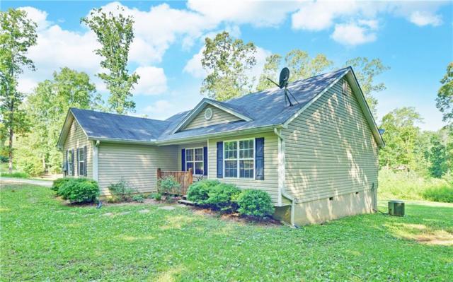 1266 Roundtop Road, Ellijay, GA 30540 (MLS #6569281) :: Ashton Taylor Realty