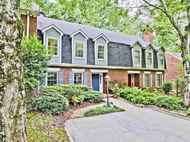 1363 E Rock Springs Road NE, Atlanta, GA 30306 (MLS #6569377) :: Dillard and Company Realty Group