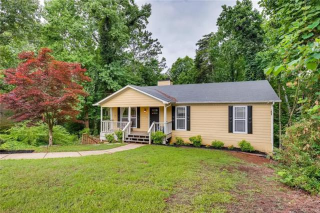 5550 Little Mill Road, Buford, GA 30518 (MLS #6569379) :: The Heyl Group at Keller Williams