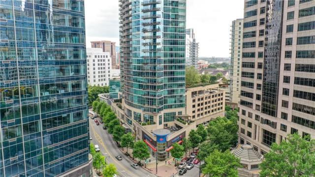 1080 Peachtree Street NE #1911, Atlanta, GA 30309 (MLS #6569420) :: The Zac Team @ RE/MAX Metro Atlanta