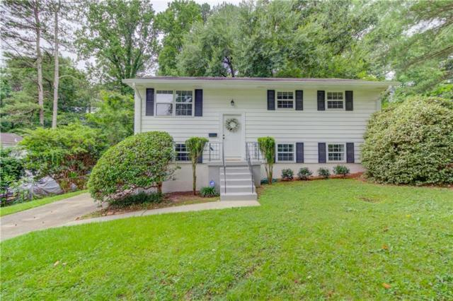 3778 Pin Oak Circle, Atlanta, GA 30340 (MLS #6569455) :: The Heyl Group at Keller Williams