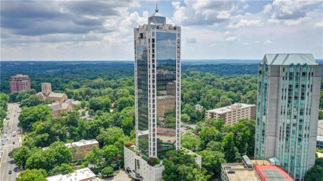 2828 Peachtree Road NW #2502, Atlanta, GA 30305 (MLS #6569503) :: The Zac Team @ RE/MAX Metro Atlanta