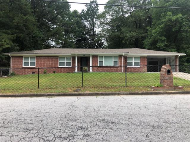 2708 Crescendo Drive NW, Atlanta, GA 30318 (MLS #6569562) :: North Atlanta Home Team