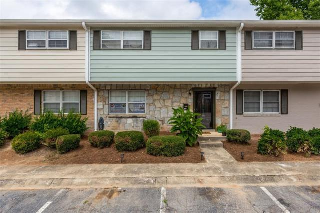 4701 Flat Shoals Road 14B, Union City, GA 30291 (MLS #6569582) :: The Zac Team @ RE/MAX Metro Atlanta