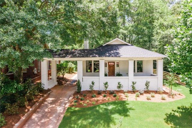 1676 Rogers Avenue SW, Atlanta, GA 30310 (MLS #6569605) :: KELLY+CO
