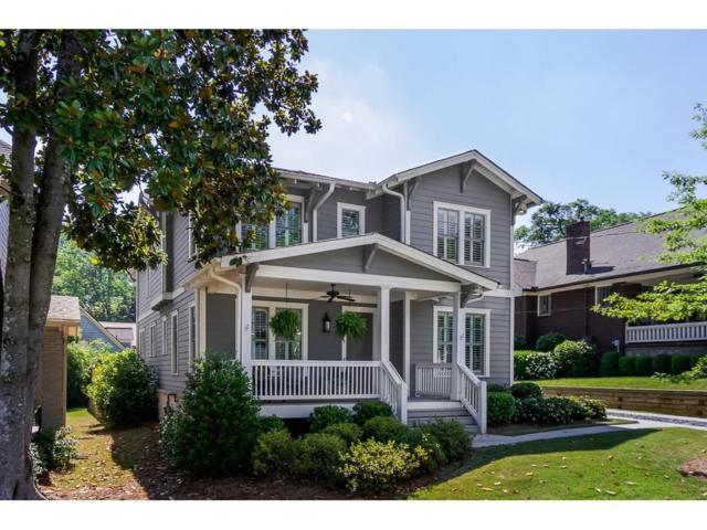 706 S Mcdonough Street, Decatur, GA 30030 (MLS #6569684) :: The Heyl Group at Keller Williams