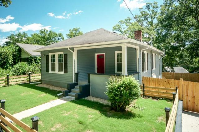 863 Oak Street NW, Atlanta, GA 30318 (MLS #6569720) :: North Atlanta Home Team