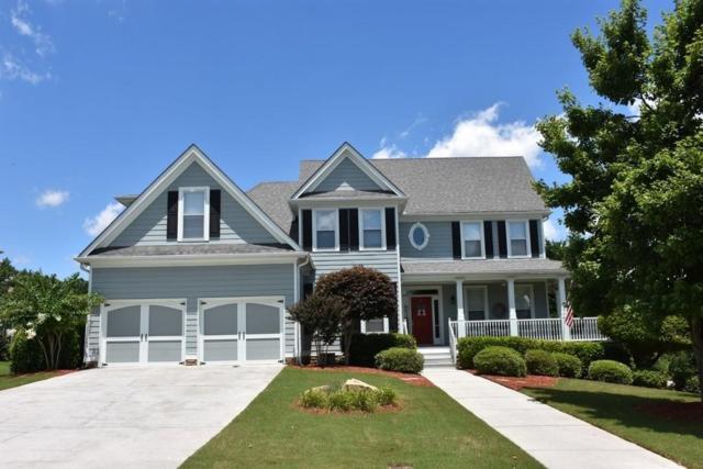 550 Bay Grove Road, Loganville, GA 30052 (MLS #6569760) :: North Atlanta Home Team