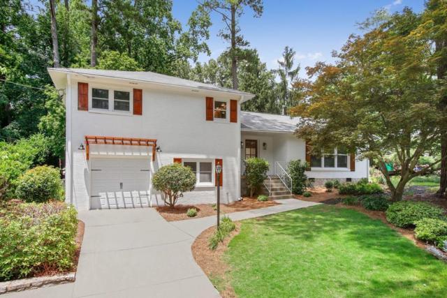 2256 Tanglewood Road, Decatur, GA 30033 (MLS #6569795) :: The Heyl Group at Keller Williams