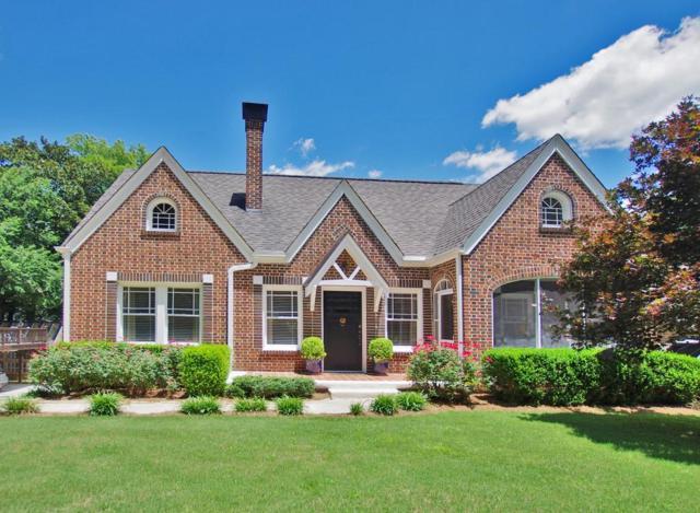 986 Courtenay Drive NE, Atlanta, GA 30306 (MLS #6569817) :: Dillard and Company Realty Group