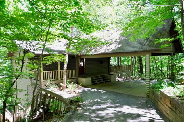 263 Hickory Trail, Big Canoe, GA 30143 (MLS #6569867) :: North Atlanta Home Team