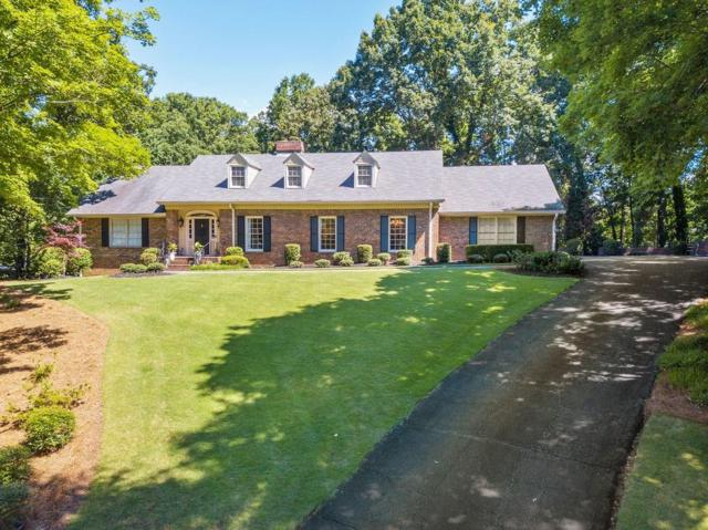 715 Fair Oaks Manor, Sandy Springs, GA 30327 (MLS #6569952) :: North Atlanta Home Team