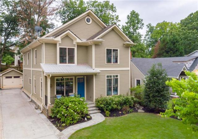 2069 Howard Circle NE, Atlanta, GA 30307 (MLS #6569956) :: The Zac Team @ RE/MAX Metro Atlanta