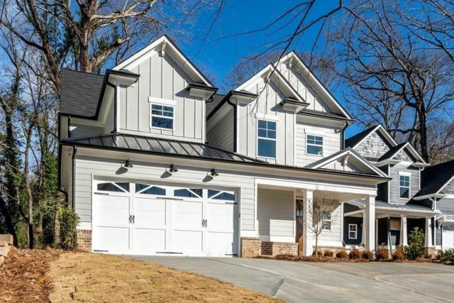 167 Candler Road SE, Atlanta, GA 30317 (MLS #6570094) :: The Cowan Connection Team