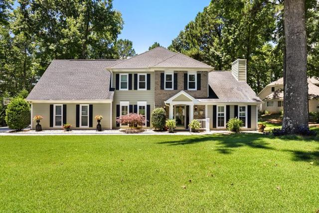 106 Morallion Hills, Peachtree City, GA 30269 (MLS #6570104) :: Julia Nelson Inc.