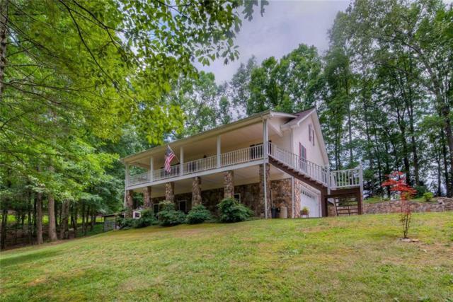 22 Carson Cove, Ellijay, GA 30540 (MLS #6570112) :: Ashton Taylor Realty
