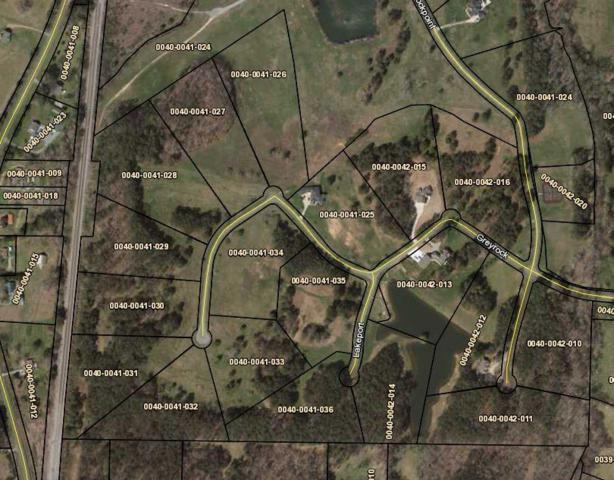 30 Greyrock, Adairsville, GA 30103 (MLS #6570116) :: The Heyl Group at Keller Williams