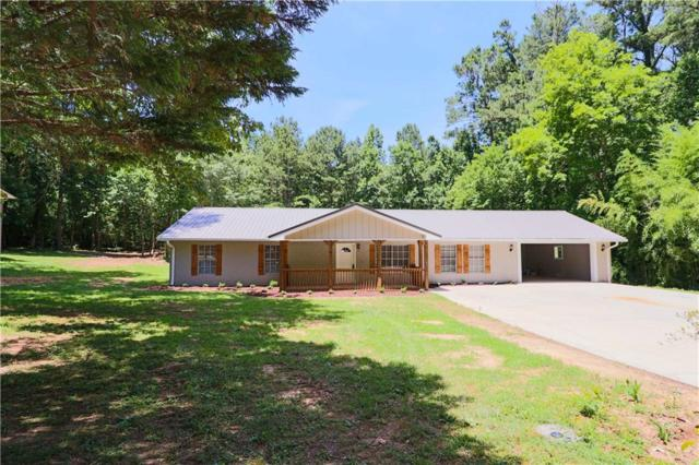 160 Ivey Drive NW, Calhoun, GA 30701 (MLS #6570145) :: The Cowan Connection Team