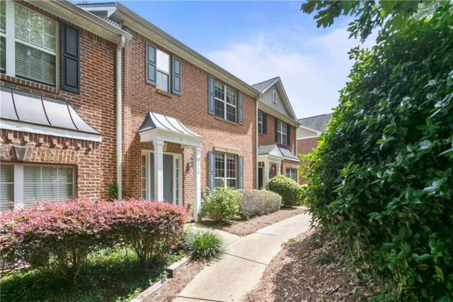 3719 Town Square Circle NW #6, Kennesaw, GA 30144 (MLS #6570222) :: The Cowan Connection Team