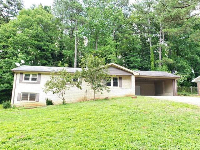 7540 Howell Lane, Riverdale, GA 30296 (MLS #6570366) :: North Atlanta Home Team